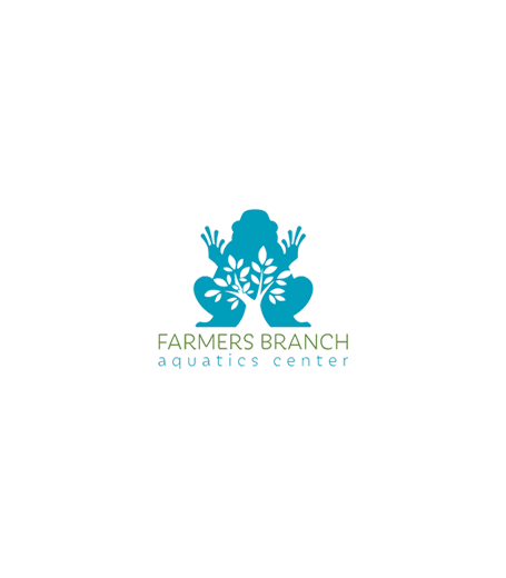 Farmers Branch Aquatics Branch Logo