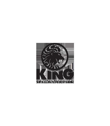 King Spa & Waterpark Logo