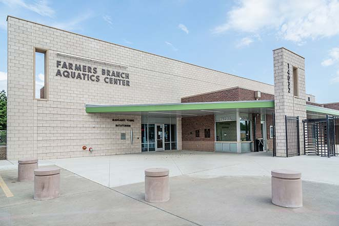 Farmers Branch Aquatics Center 3